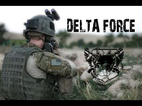 "CAG | 1st SFOD-D | Delta Force || ""Speed, Surprise, and Violence of Action"""