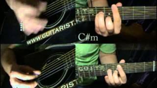 Машина Времени - Мой друг (Уроки игры на гитаре Guitarist.kz)