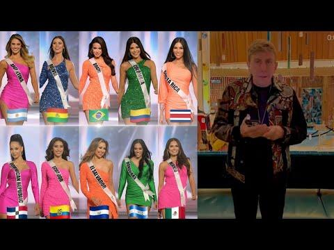 Osmel Sousa El zar de la belleza ya mencionó sus favoritas para el Miss Universo 2020