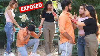 Youtuber Husband ने दिया धोखा | Youtuber Husband Expose | Ended Relationship | Rits Dhawan