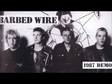Barbed Wire - 1987 demo - \