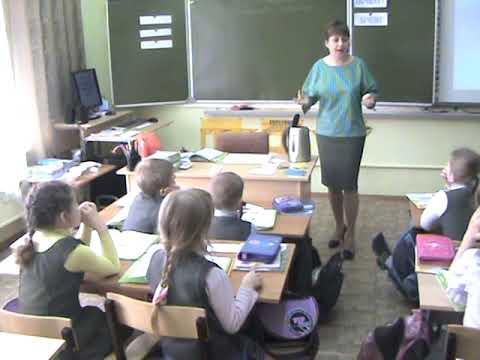 """Урок окружающего мира. 1 класс. Тема урока:""""Почему идёт дождь и дует ветер?"""""""