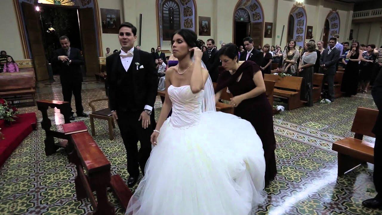 Matrimonio Catolico Costa Rica : La hermosa boda de gisella calato en alajuela costa