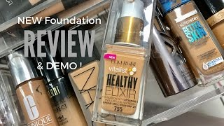 Video NEW Covergirl Vitalist Healthy Elixir Foundation | Review & DEMO | Stephanie Lopez download MP3, 3GP, MP4, WEBM, AVI, FLV Januari 2018