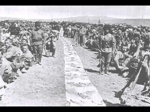 The Russo-Turkish War -  Battle of Sarikamish