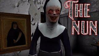 Страшная игра The Nun! Круче чем гренни! GOOD Clone Granny! Монахиня новая Хоррор игра