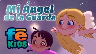 Mi Ángel De La Guarda, Juana, Canciones Infantiles - Video Animado