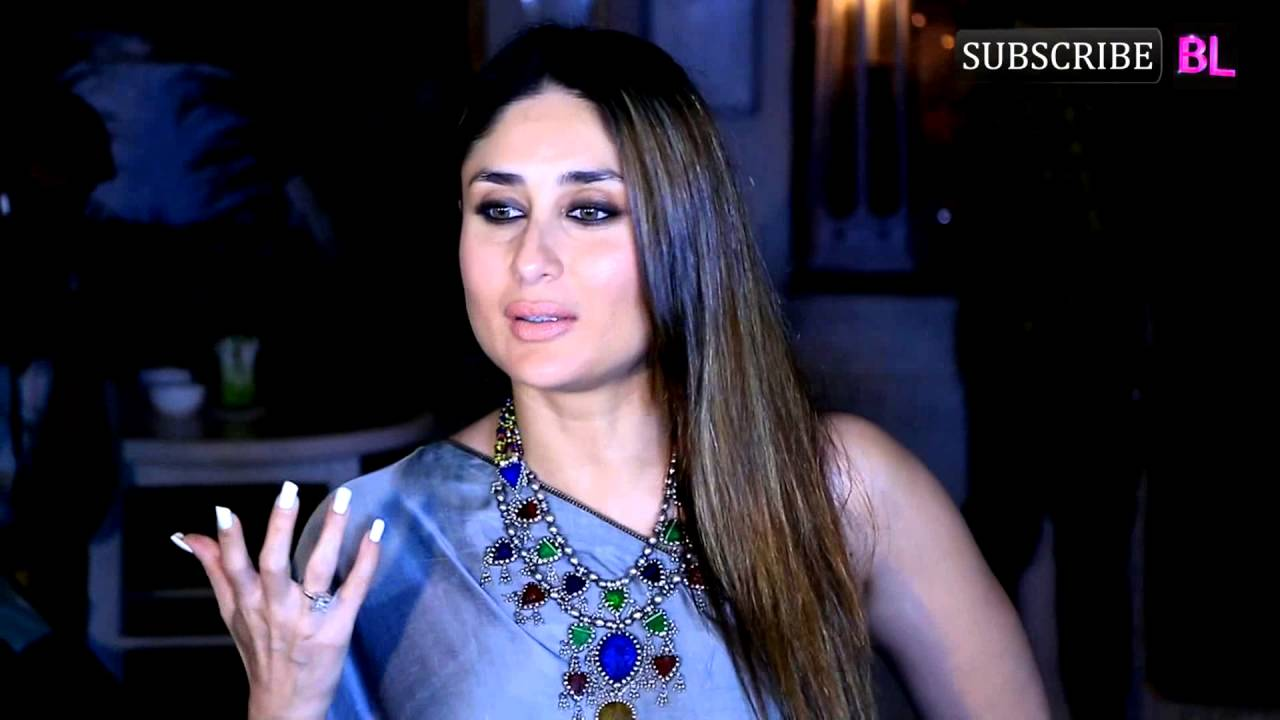 Kareena Kapoor Khan - Ki  Ka Success Party - Youtube