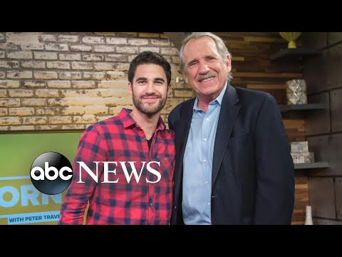 'American Crime Story' star Darren Criss on his role as serial killer Andrew Cunanan