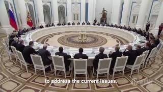 Путин. Документальный фильм Оливера Стоуна - Трейлер на Английском