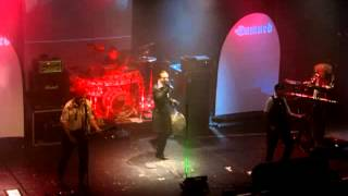 The Damned - Rabid (Over You) Live In Edinburgh