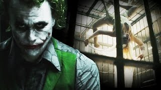 joker + harley quinn || applause