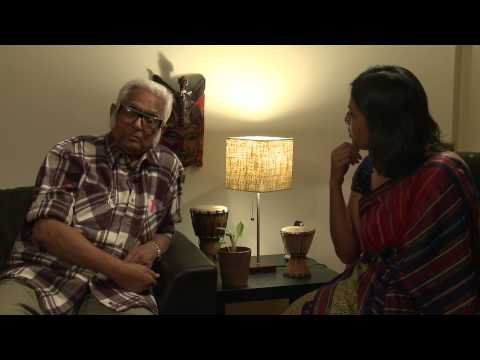 """Fuad Chowdhury's film on Kamal Ahmed & Saiyeda Kamal. """"AGING IN A FOREIGN LAND"""""""