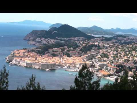 Chorwacja - Dubrownik panorama miasta