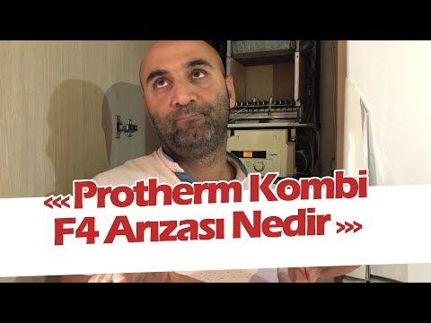 Protherm Kombi F4 Arızası Nedir? Protherm Arızalarında Yapılacaklar Nelerdir? #prothermkombi