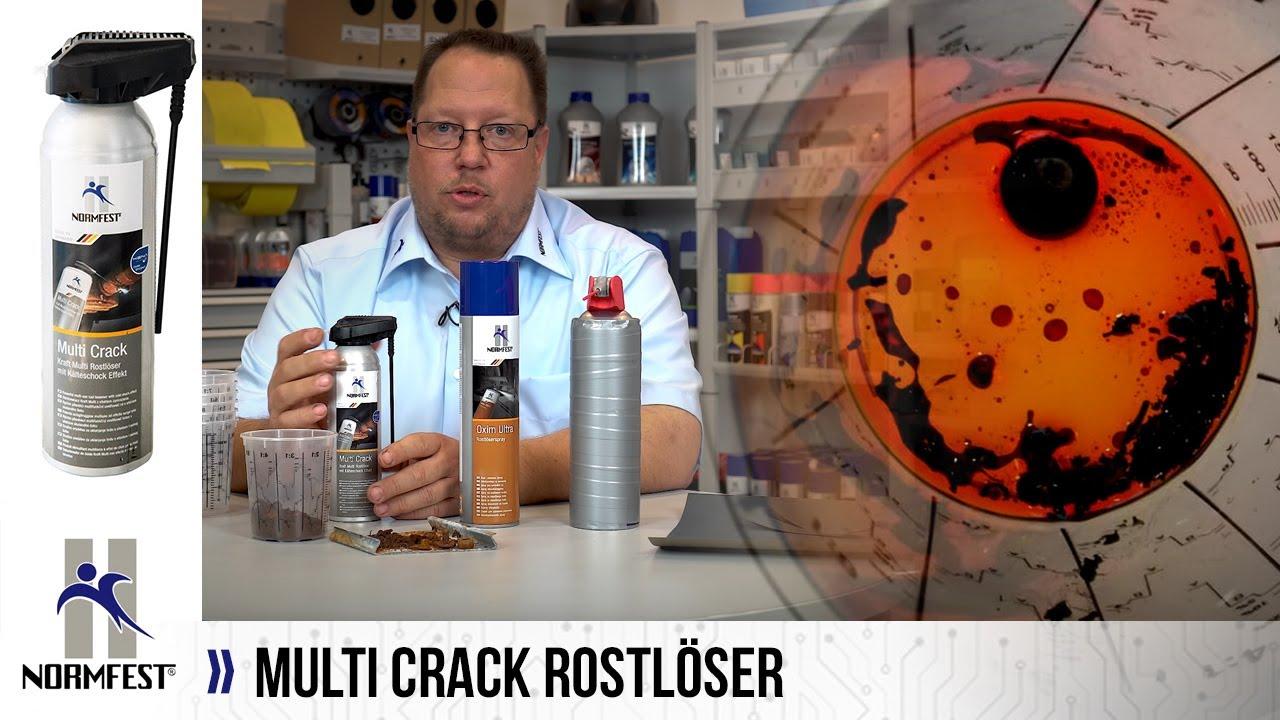 Normfest Multi Crack Hochleistungs Rostloser Mit Kalteschock 40