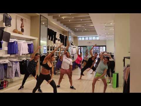 Calvin Klein Ballet Boot camp May 20, 2017