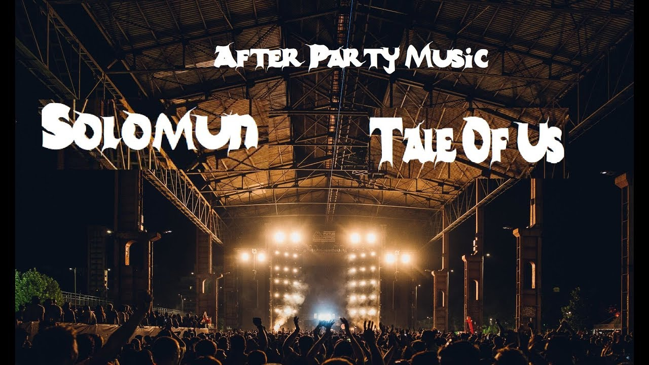 Solomun ⚔️ Tale Of Us 🎛️ AfterPartyMusic: 2018