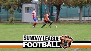 Sunday League Football - DON'T FALL OVER!