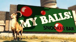 ILLUMICATI   Goat Simulator PayDay DLC #4