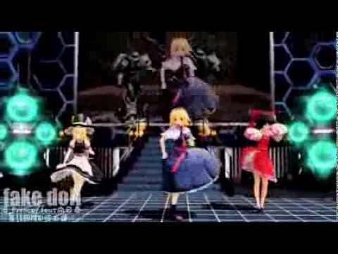 【第11回MMD杯本選】Touhou of the Cute!! fake doll【東方 MMD-LIVE】