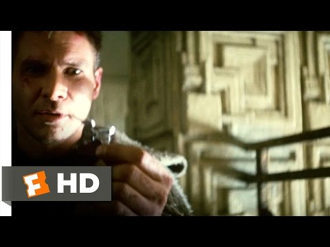 Blade Runner (10/10) Movie CLIP - The Ending: A Replicant? (1982) HD