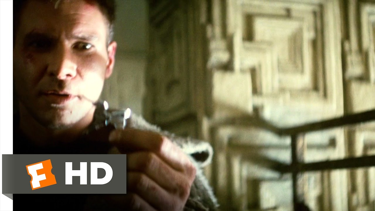 Blade Runner 1010 Movie Clip The Ending A Replicant 1982 Hd