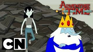 Adventure Time: Stakes - The Dark Cloud (Clip 2)