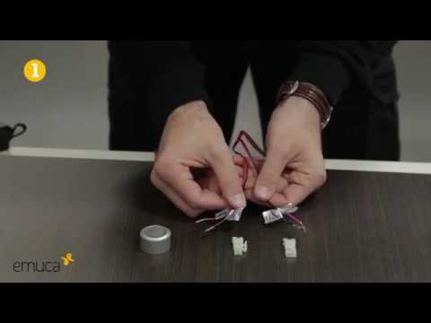 Schema Elettrico Dimmer : Interruttore dimmer per illuminazione a led youtube