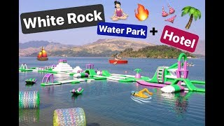 VLOG #2 White Rock Beach Hotel + Water Park, Subic, Philippines