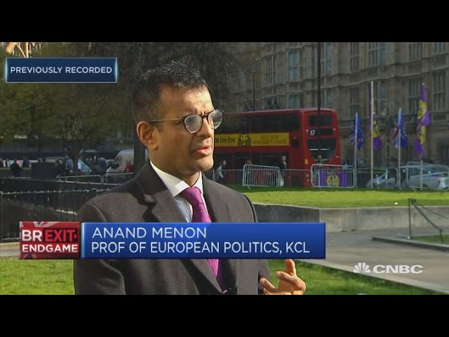 A vote of no confidence in Theresa May could get support now: Academic | Squawk Box Europe