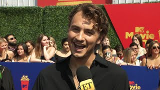 Brandon Lee on Whether We'll See Mom Pamela Anderson on 'The Hills: New Beginnings' (Exclusive)