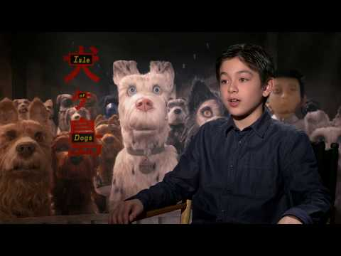 Isle of Dogs: Koyu Rankin