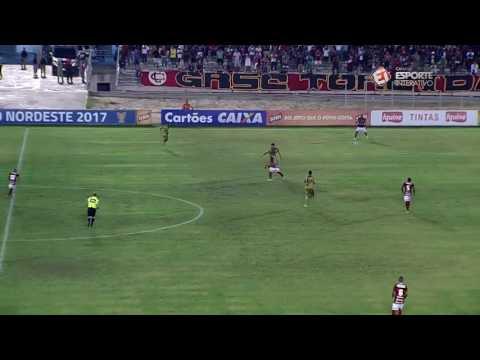 Melhores momentos - Campinense 3x1 Sport - Copa do Nordeste (30/03/2017)