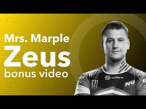 Mrs.Marple | Zeus Bonus Video