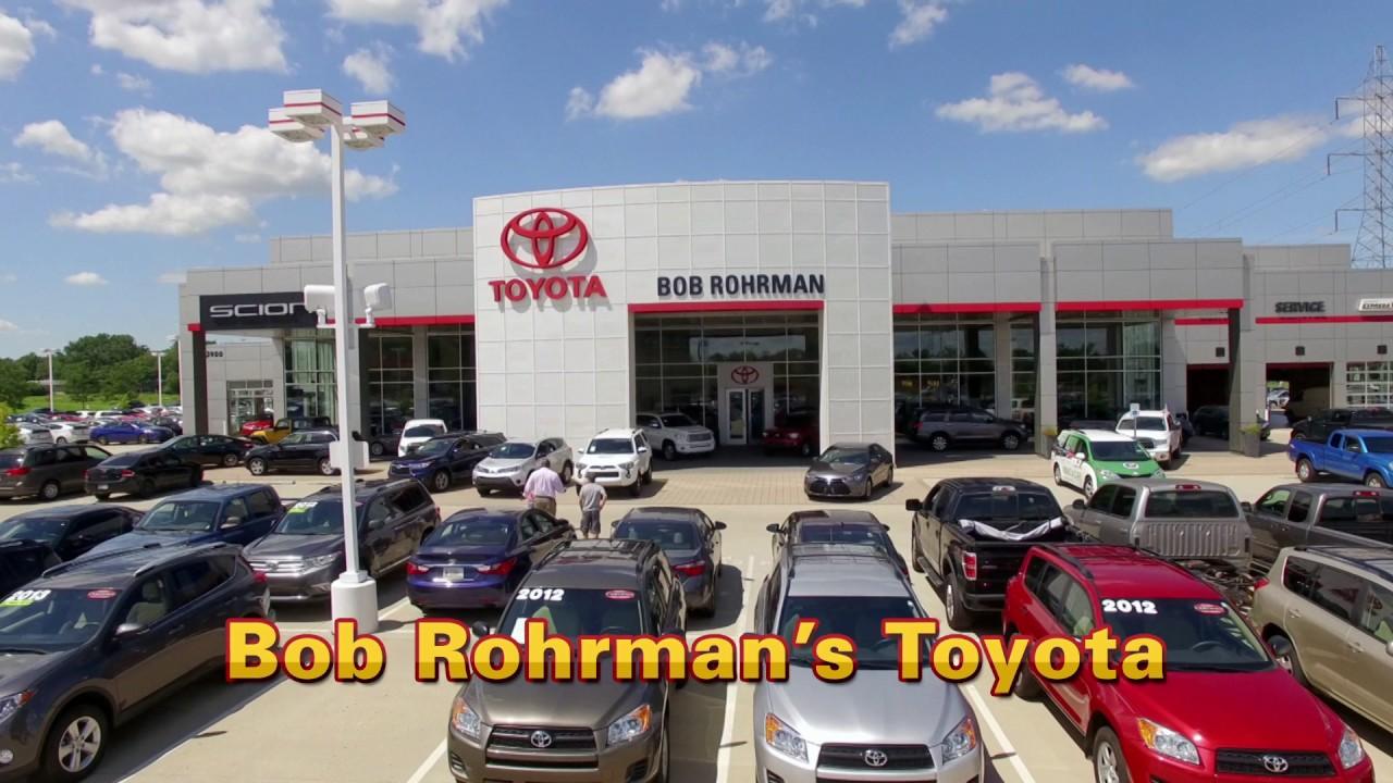 Good Bob Rohrman Toyota April 2017