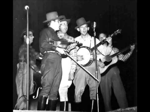 Bill Monroe live 1948