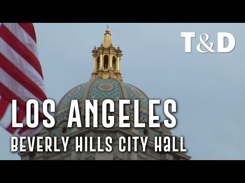 Los Angeles City Guide: Beverly Hills City Hall -Travel & Di