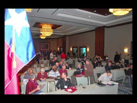 Taso State Meeting Houston 2013 Display