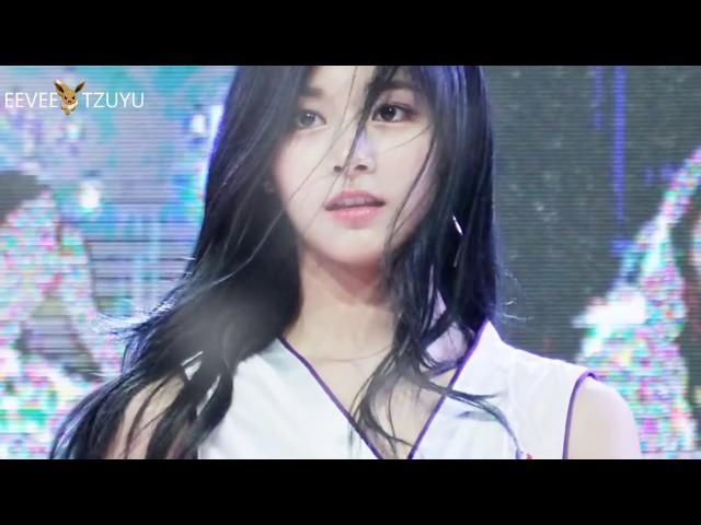 TWICE 女神ツウィ 美し過ぎ! Tzuyu子瑜最美飯拍之一@ Seokyeong University 160512