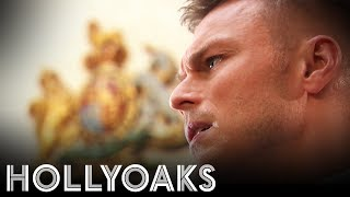 Hollyoaks: James Takes Down Armstrong!