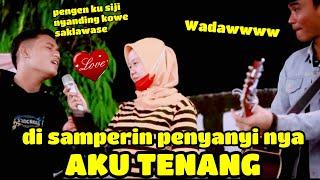 Download lagu Epic Moment Nih | Pengenku Siji Nyanding Kowe salawase - Aku Tenang - Rafly Ft Tri suaka