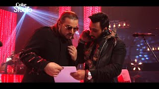 BTS, Khaki Banda, Ahmed Jahanzeb & Umair Jaswal, Episode 3, Coke Studio Season 9