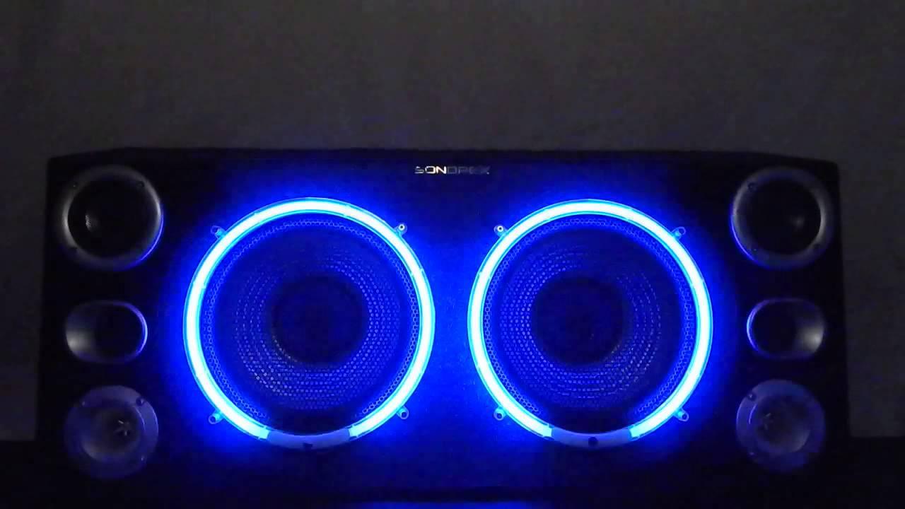 Sondpex Bb02100 600 Watts 10 Quot Full Range Speaker Stereo