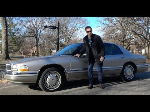 An Old Buick Is The Best Used Car For Broke Millennials Youtube