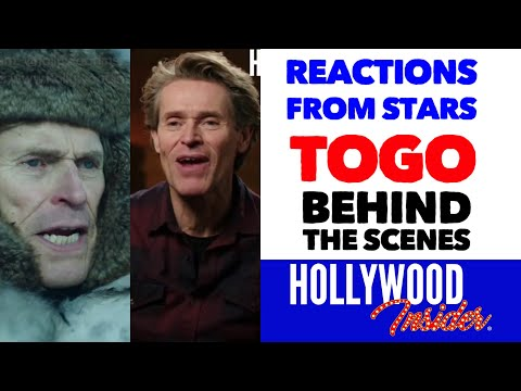 reactions-from-stars-on-togo-willem-dafoe,-thorbjørn-harr,-michael-gaston,-dog-movie,-disney+