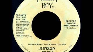 Jonzun Crew  - Electro Boogie Encounter (Original Radio Mix)