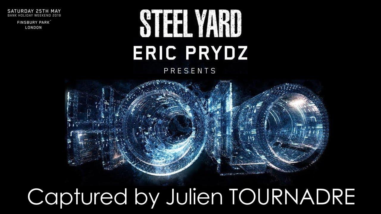 CONCERT - Eric Prydz presents HOLO @ Steel Yard Creamfields 2019 (United  Kingdom) (Full 2h)
