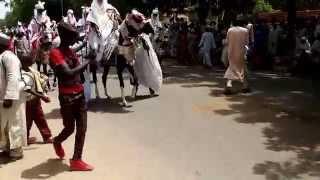 Eid Kabir Hawan Sallah (Bariki) Katsina 2014