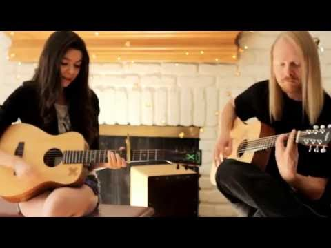 Nikki Hahn sings Sparks Fly by Taylor Swift